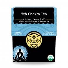 Buddha 5th Chakra