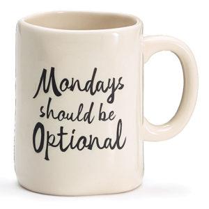 Mondays optional