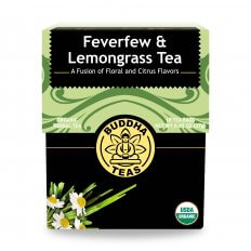 Buddha Feverfew/Lemongrass