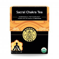 Buddha Sacral Chakra